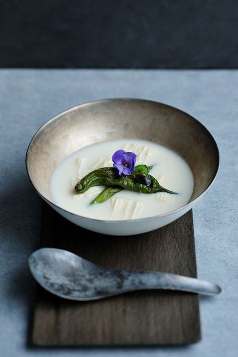 Food, Dish, Plate, Cuisine, Plant, Ingredient, Dishware, Soup, Still life photography, Recipe,