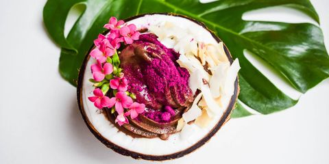 Pink, Dish, Food, Cuisine, Flower, Ingredient, Plant, Produce,