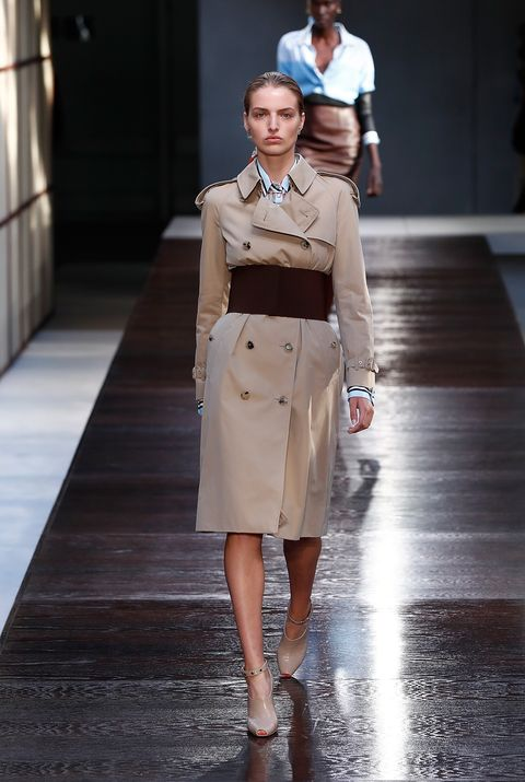 Burberry - Runway - LFW September 2018