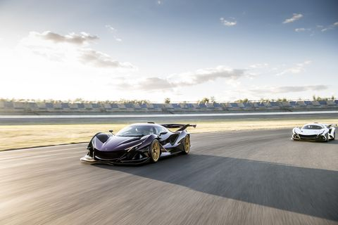 Land vehicle, Vehicle, Car, Sports car, Supercar, Automotive design, Performance car, Race car, Mclaren p1, Race track,
