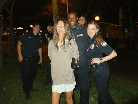 Social group, Event, Police officer, Fun, Official, Uniform, Night, Police, Law enforcement,