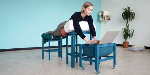 Furniture, Sitting, Table, Arm, Joint, Leg, Stool, Desk, Chair, Leisure,