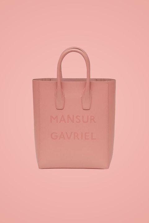 Bag, Handbag, Pink, Product, Fashion accessory, Material property, Tote bag, Luggage and bags, Shopping bag, Magenta,