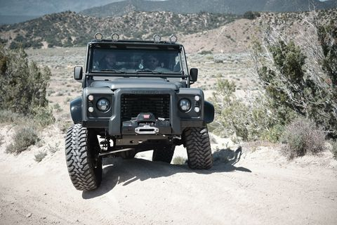 Land vehicle, Automotive tire, Off-road vehicle, Vehicle, Tire, Car, Off-roading, Automotive exterior, Bumper, Wheel,