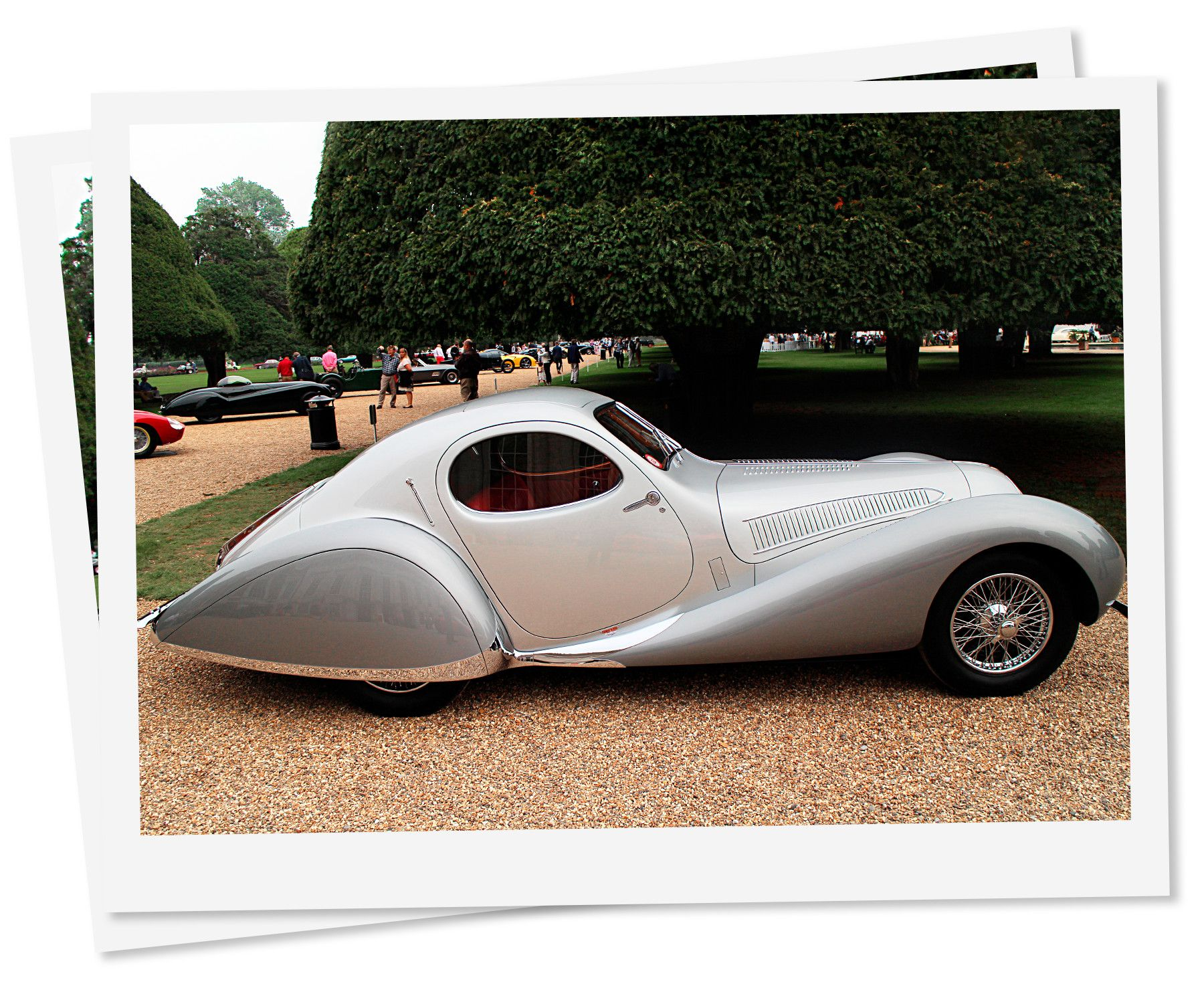 1938 Talbot-Lago T150-C SS Stolen - Tracking Down the $7 6