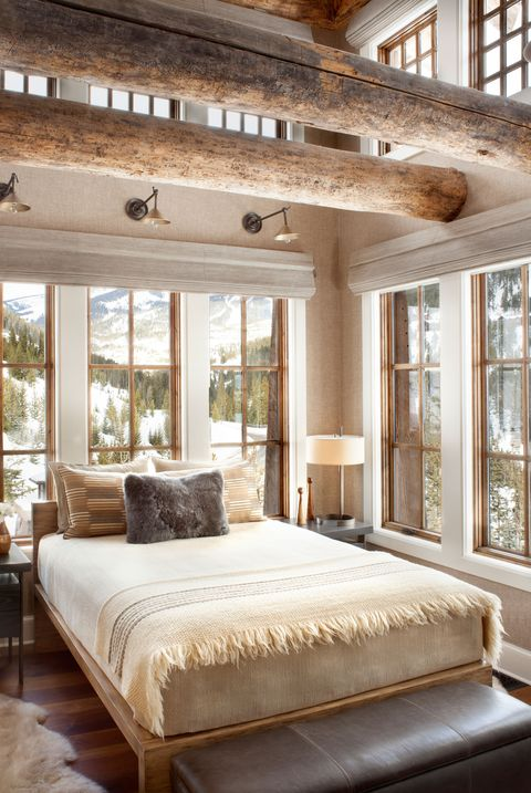 Bedrooms With Low Platform Beds