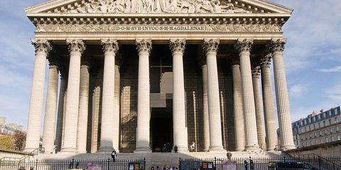 Ancient roman architecture, Roman temple, Classical architecture, Architecture, Landmark, Ancient greek temple, Building, Column, Court, Temple,