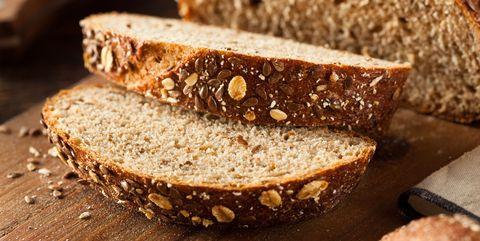 全粒粉パン|長生きしたい人が積極的にとるべき食べ物 5つ