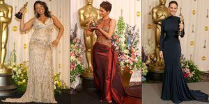 Premios Oscar maldición actores actrices