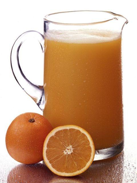 朝ごはんの定番ドリンク、オレンジジュース|糖分が意外と多い食べ物 8