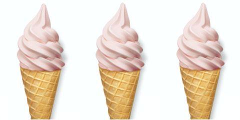 ikea草莓冰淇淋