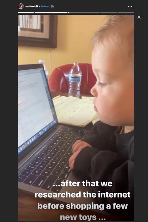 TLC 'Little People, Big World' Matt Roloff on Instagram