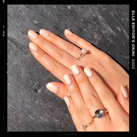 Nail, Manicure, Finger, Nail care, Nail polish, Hand, Skin, Cosmetics, Beauty, Ring,