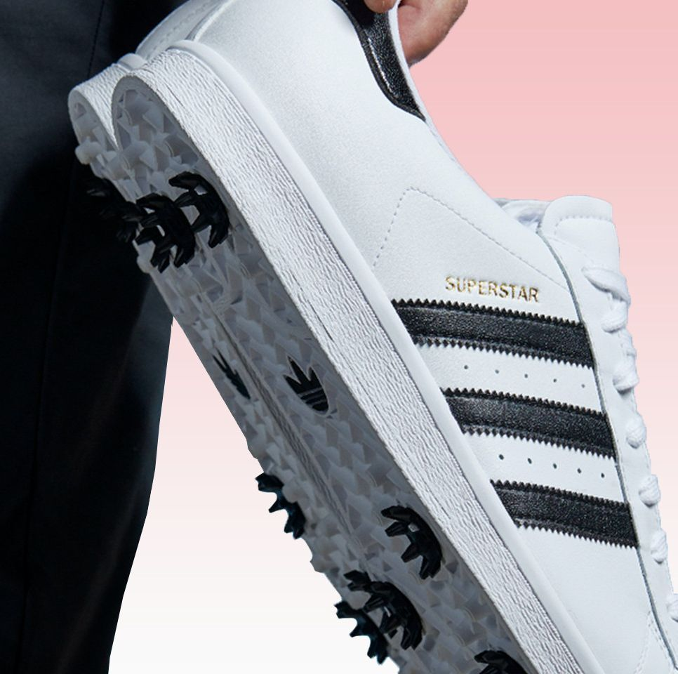 Adidas Superstar Golf Shoes Most Stylish Golf Shoes For Men