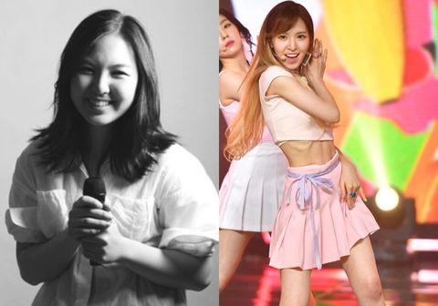 竟然為了出道三周就瘦11kg?盤點5位從l號變成s號的韓國女星!