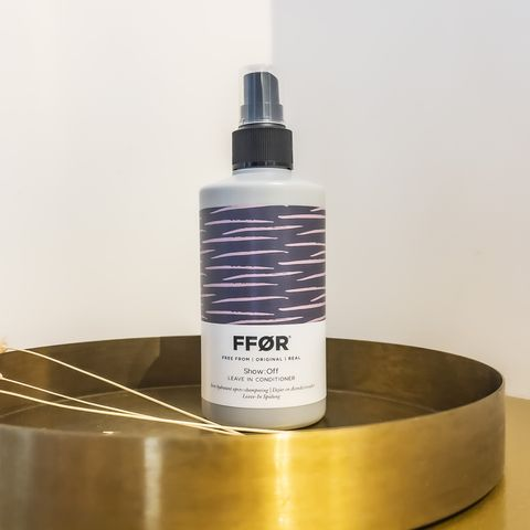 「ffØr降躁」免沖洗護髮素