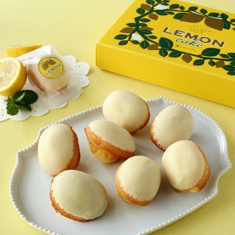 山形の極み「レモンケーキ 8個入り」