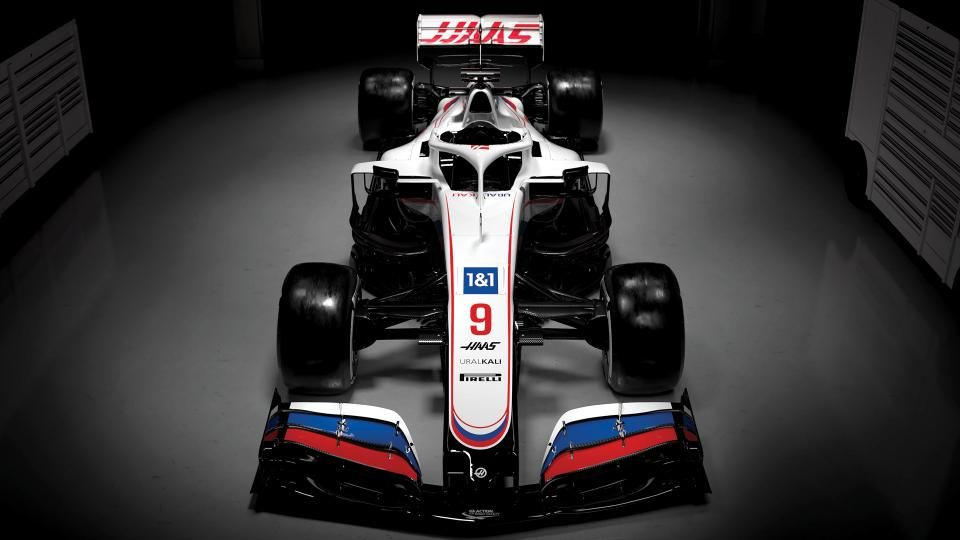 Haas F1's Russian-Flag Livery Is Somehow OK Despite Ban on Russian Flag