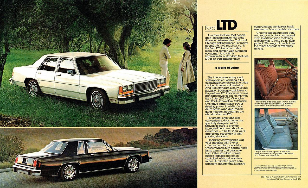 history of the ford crown victoria