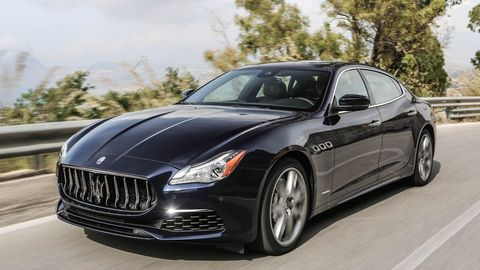 Most Expensive Maserati >> New Maserati Vehicles Models And Prices Car And Driver