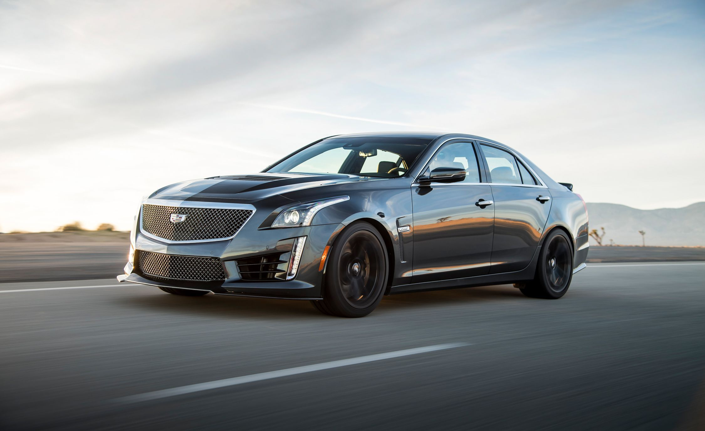 3 Cadillac CTS-V Review, Pricing, and Specs