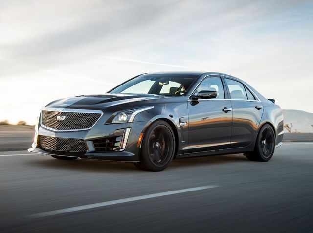 What Does Cts Stand For >> 2019 Cadillac Cts V