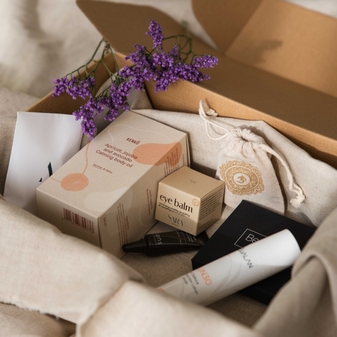 self care box sara rosalie