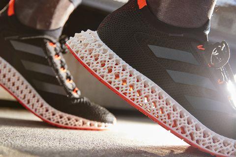 4dfwd, ultra boost, adidas, 慢跑鞋, 橡膠, 科技中底, 科技材質, 菱格紋, 訓練鞋, 跑步, 跑鞋, 運動