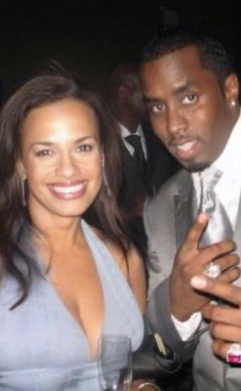 alexis mcgill johnson and sean 'diddy' combs