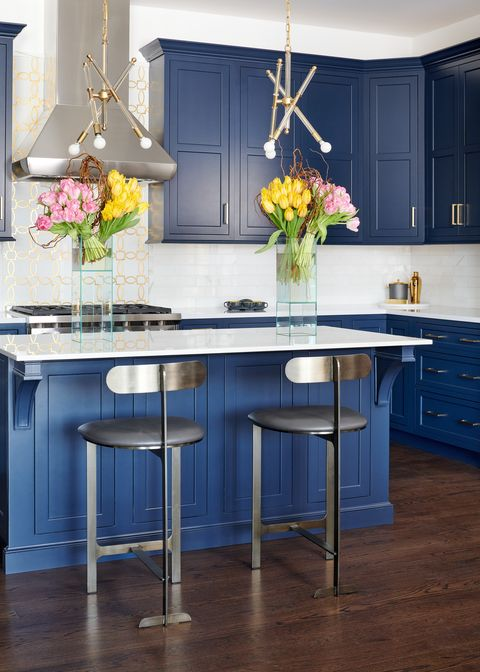 Countertop, Furniture, Kitchen, Room, Cabinetry, Table, Interior design, Floor, Material property, Flooring,