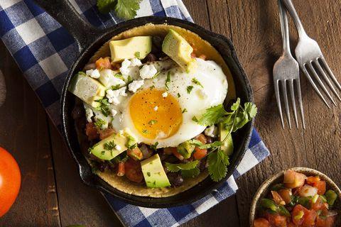 zeven keer ontbijt met avocado
