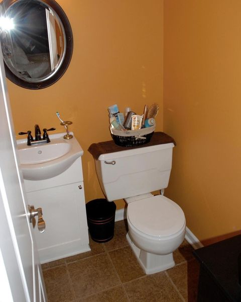 bathroom renovation from thistleharvest