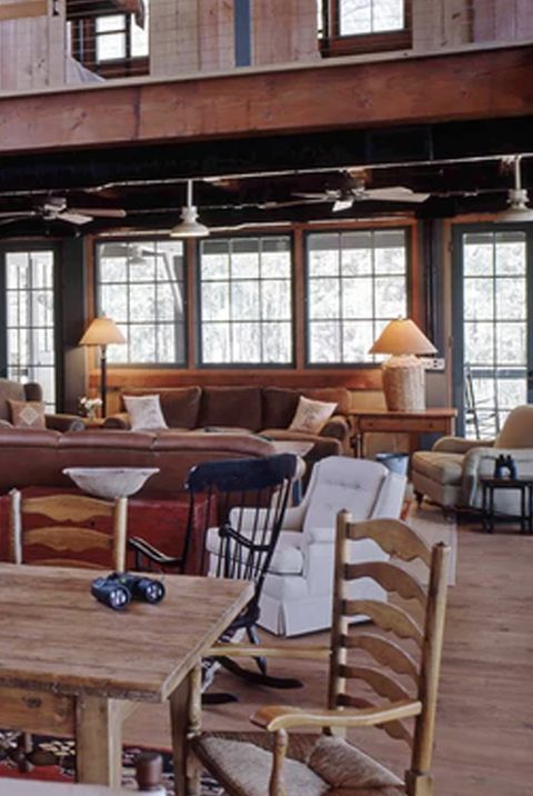 Building, Room, Property, Furniture, Loft, Interior design, House, Real estate, Home, Table,