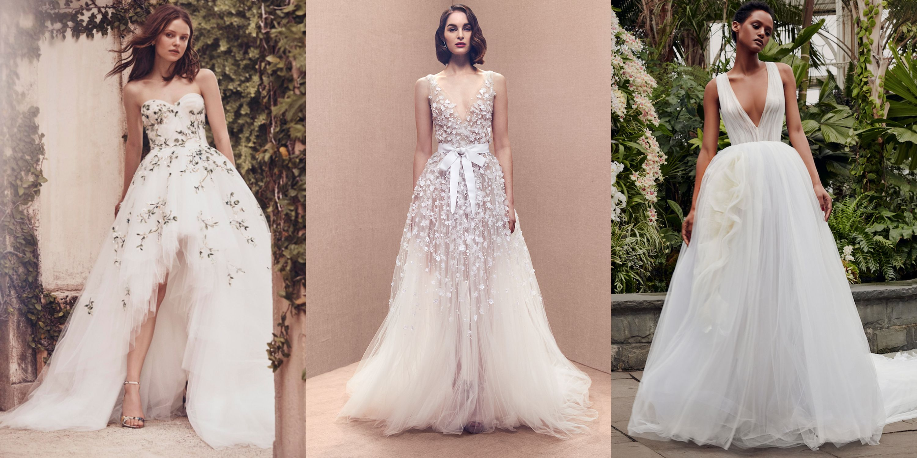 These Spring 2020 Wedding Dresses Are Beyond Dreamy