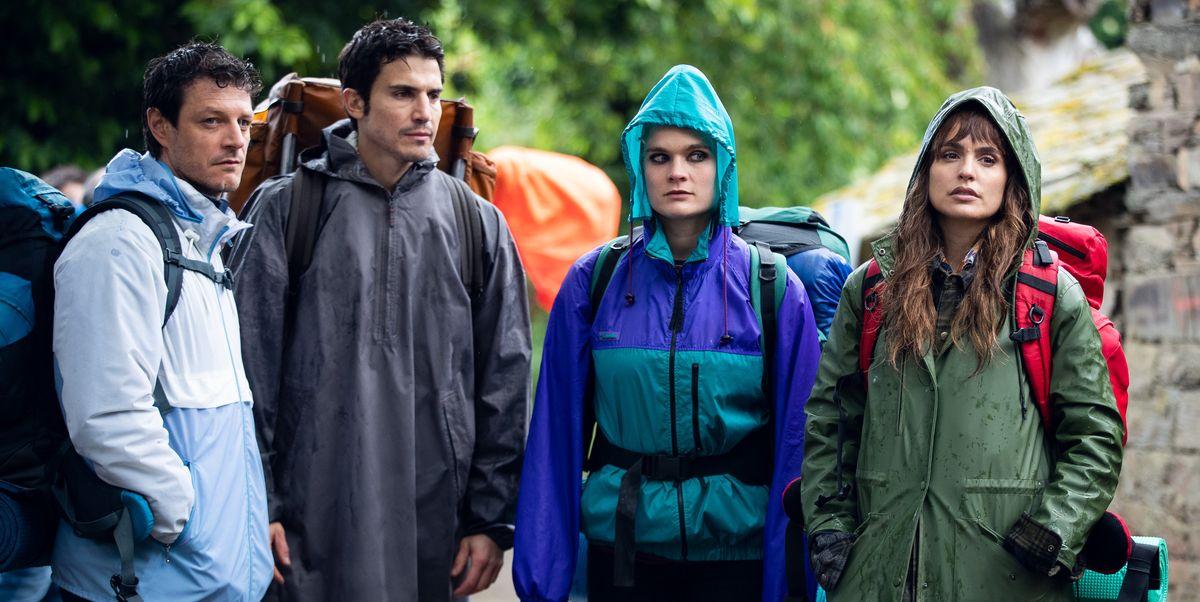 '3 Caminos': Trailer de la serie de Amazon sobre un grupo de amigos en el Camino de Santiago