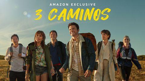 3 Caminos, Trailer de la serie de Amazon - Camino de Santiago