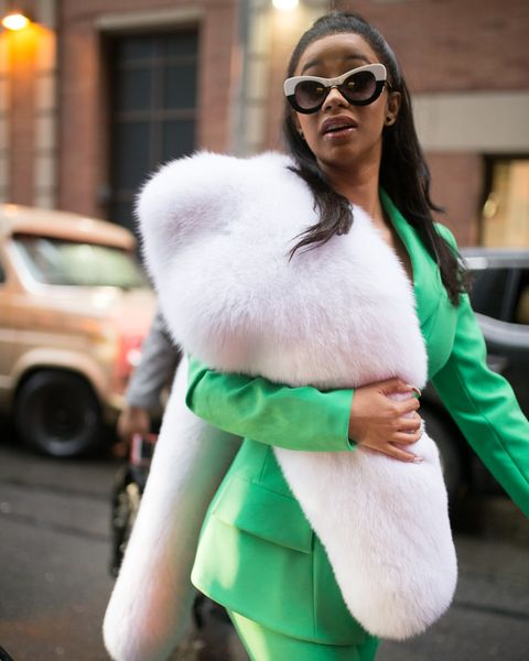 New York Fashion Week Street Style Fall 2018