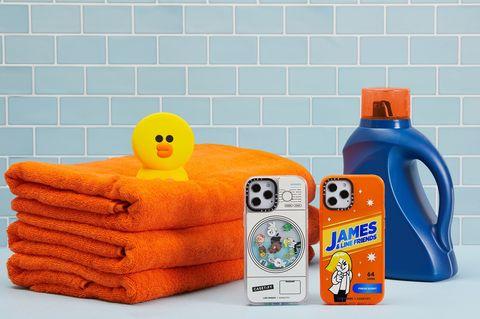 熊大、兔兔手機殼萌度滿點!line friends變清潔糾察隊推「防摔手機殼、airpods pro保護套」