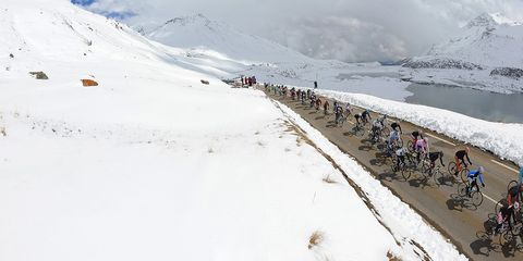 Cycling: 96th Tour of Italy 2013 / Stage 15