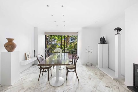 White, Room, Floor, Property, Interior design, Furniture, House, Building, Ceiling, Table,