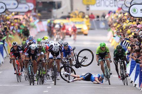 Tour de France - Etappe 4