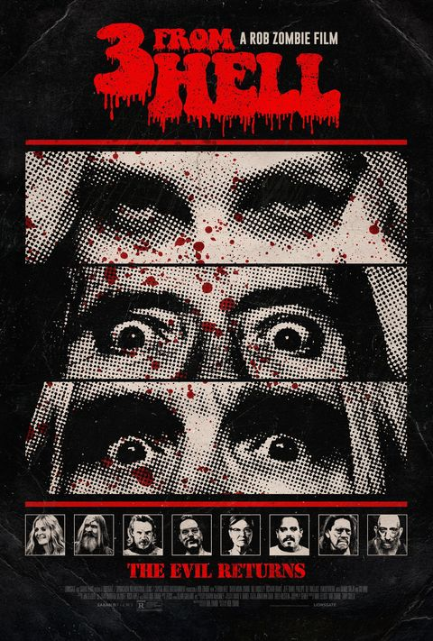3 From Hell Trailer de Rob Zombie - Película Salvaje FreeTheThree