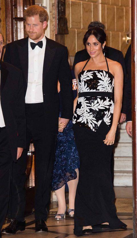 Meghan Markle y sus looks de embarazada