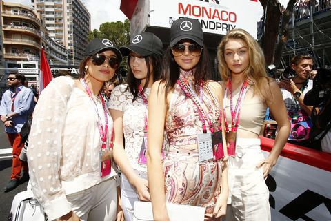 Motorsports: FIA Formula One World Championship 2015, Grand Prix of Monaco
