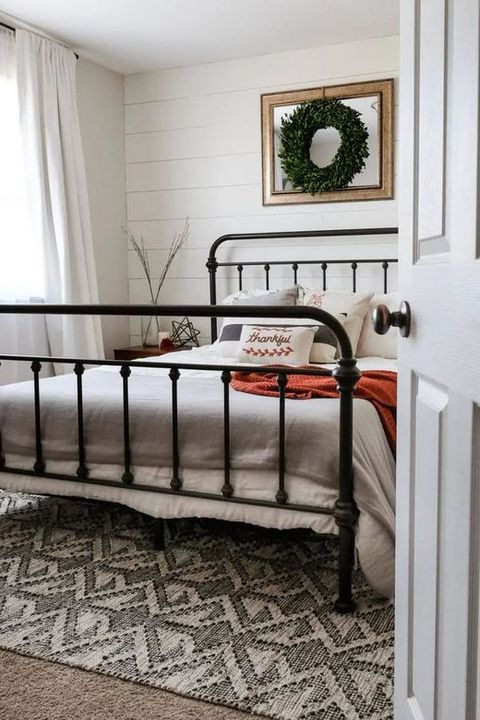 guest room ideas bed