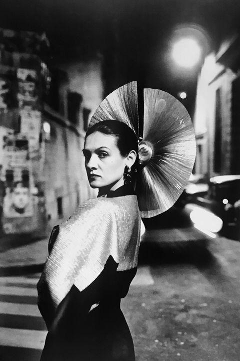 Helmut Newton Photo