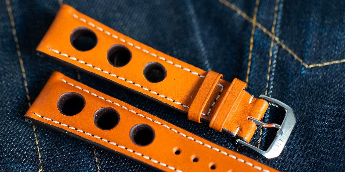 3 Important Leather Watch Strap Styles Every Fan Should Know