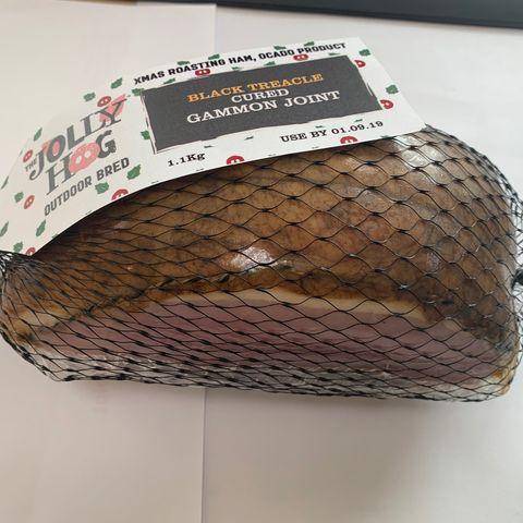 Christmas ham and gammon for 2019