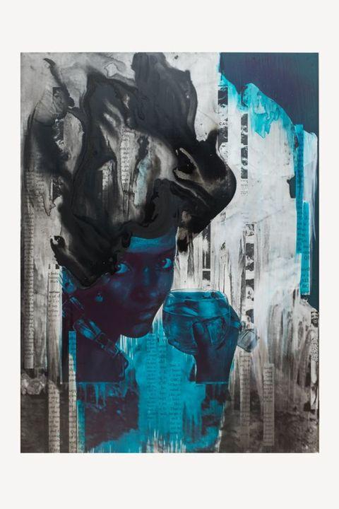 Lorna Simpson Artist Frieze Art Fair