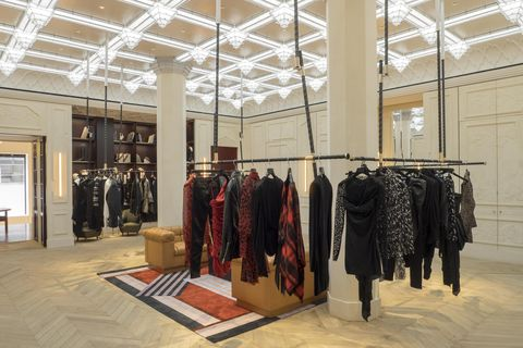Redemption Flagship New York City Luca Guadagnino Brings European Flair To Redemption S New Flagship Store